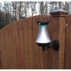 Solar Security Motion Sensor Accent Light (Set of 2)