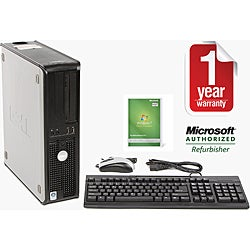 Dell OptiPlex GX620 3.2Ghz 1024MB 160GB COMBO Windows 7 Home Premium Desktop Computer (Refurbished)