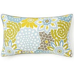 Bloom Sky Cotton Decorative Pillow