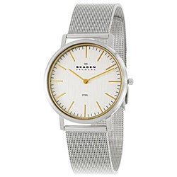 Skagen Stainless Steel Mesh Men's Watch
