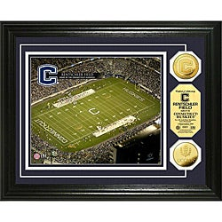 Highland Mint Rentschler Field 24k Gold Coin Photo Mint