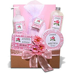 Lauren Nichole Tea Rose Spa Tray