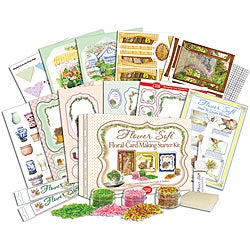 Flower Soft Floral Card Making Starter Kit