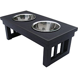 Habitat `n Home ecoFLEX Eco-friendly Medium Raised Pet Diner