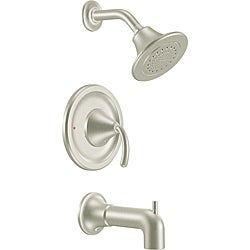 Moen TS2143BN ICON Posi-Temp Brushed Nickel Tub/Shower Trim