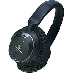 Audio-Technica ATH-ANC9 Noise-Cancelling Headphones