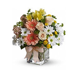 Teleflora Walk in the Country Hand-arranged Flower Bouquet
