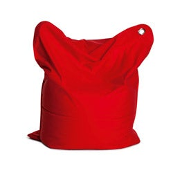 Sitting Bull Mini Bull Red Bean Bag