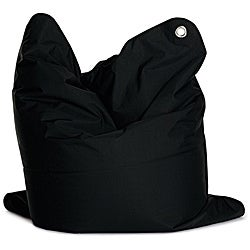 Sitting Bull Medium Bull Black Bean Bag