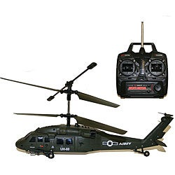 Eclipse Night Hawk Helicopter