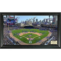 Detroit Tigers Signature Field Frame