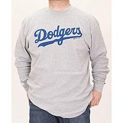 Stitches Men's LA Dodgers Thermal Shirt