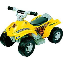 New Star Toddlers Transformers 'Bumble Bee' 4x4 ATV Ride On