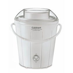 Cuisinart ICE-25 Classic Frozen Yogurt/Ice Cream and Sorbet Maker