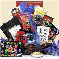 Great Arrivals Hats Off To You: Graduation Gift Basket