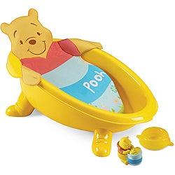 Summer Infant Disney My Friend Pooh Baby Bath Tub
