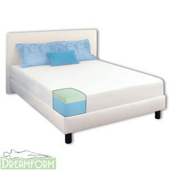 Dream Form� Green Tea 10-inch Twin-size Memory Foam Mattress