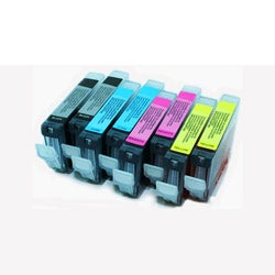Canon CLI CLI-8   Value Pack 2 each Black, Cyan, Magenta, and Yellow (8 Pack)