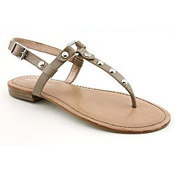 BCBGeneration Women&#39;s Barth Gray Sandals