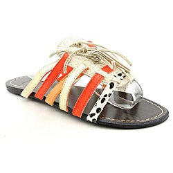 Joe&#39;s Women&#39;s Tilly Orange Sandals
