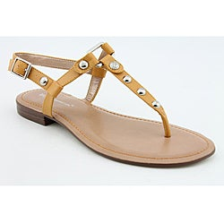 BCBGeneration Women&#39;s Barth Orange Sandals