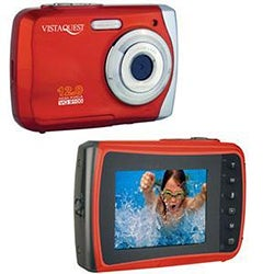 VistaQuest VQ-9100 Digital Camcorder - 2.4
