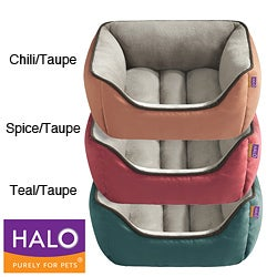 HALO Unisuede Reversible Rectangular Cuddler