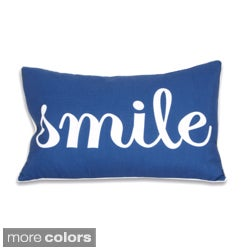 Smile Decorative Pillow