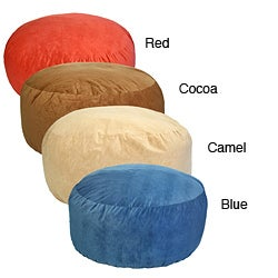 Comfort Cloud 5-foot Foam Bean Bag