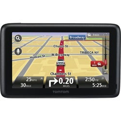 TomTom Go 2535 Portable GPS Navigator for USA, Canada &amp; Mexico
