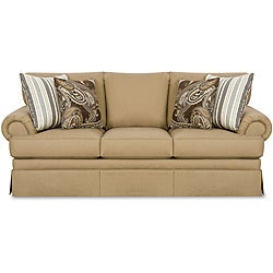 Beautyrest Powell Fawn Sofa