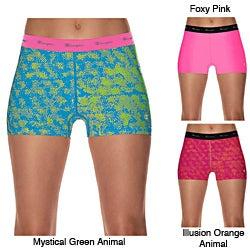 Champion Women's Double Dry Hot Shorts