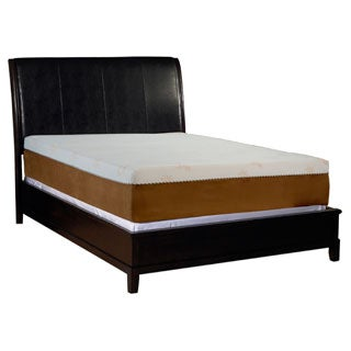 Slumber Solutions Gel Memory Foam 8-inch Queen-size Mattress