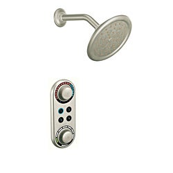 Moen Brushed Nickel 'Logidigital' Shower