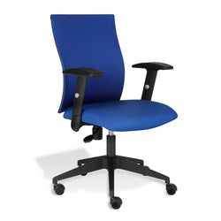 Jesper Office Blue Ergonomic Office Chair