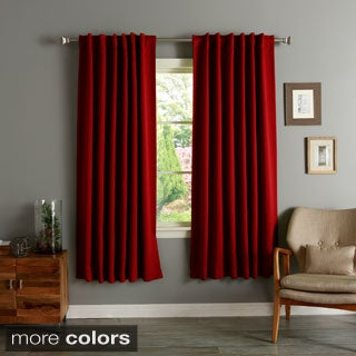 Lights Out Insulated 72-inch Thermal Blackout Curtain Panel Pair