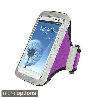 INSTEN Hot Pink Armband for Samsung Galaxy S III/ S3