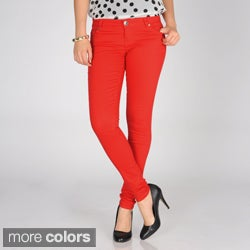 Spoon Jeans Juniors Colored Denim Skinny Jeans