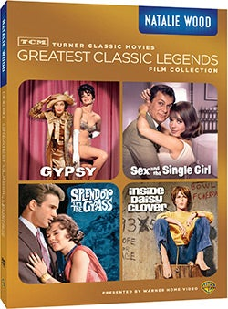 TCM Greatest Classic Films: Legends - Natalie Wood (DVD)