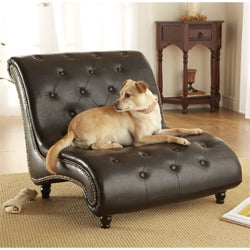 Enchanted Home Pet Sexy Lounger Pet Bed