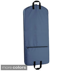 WallyBags 52-inch Garment Bag with Pocket