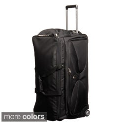 Atlantic 33610 'Graphite Lite 3' 30-inch Rolling Upright Duffel Bag