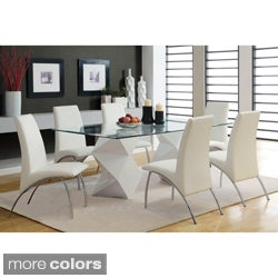 Enitial Lab Picazzo 72-inch 7-piece Dining Set