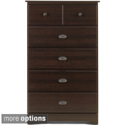 Tall 5-drawer Dresser Chest