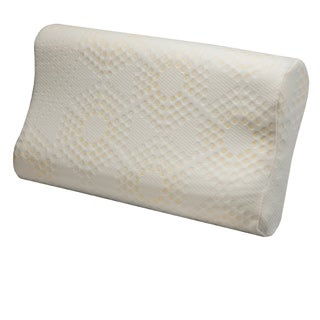 Comfort Dreams Lifestyle Collection Relief Gel-infused Memory Foam Pillow