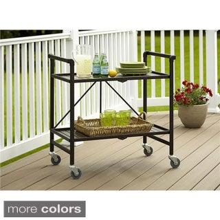 Cosco SMARTFOLD Outdoor Folding Serving Cart