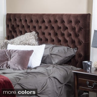 Christopher Knight Home Bolton Adjustable Button Tufted Headboard