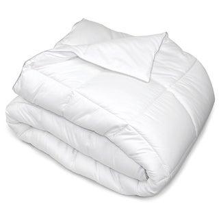 Serta Perfect Sleeper Egyptian Cotton Down Alternative Comforter