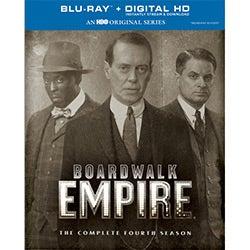 Boardwalk Empire: Complete Fourth Season (Blu-ray Disc)