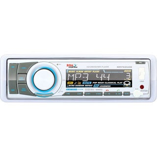 Boss MR752UAB Marine CD/MP3 Player - 240 W RMS - Single DIN